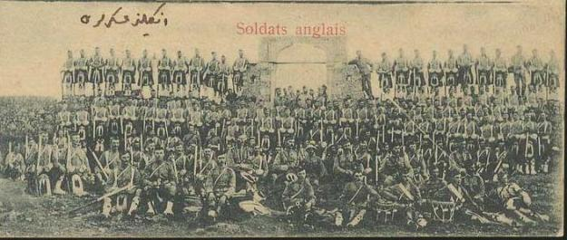 1/Seaforth Highlanders